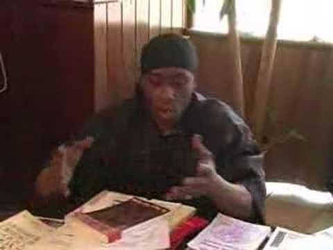 Jeremiah Camara interviews Prof. Griff