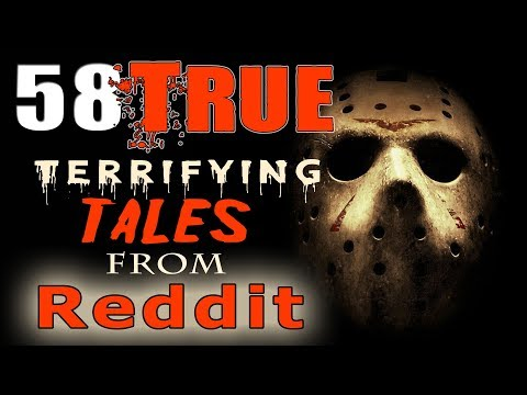 58 True Scary Horror Stories from Reddit // Lets Not Meet (Theme Stories Vol. 4)