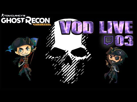 [VOD FR] L'agence pastafariste, à votre service - Playthrough live Ghost Recon Wildlands #03