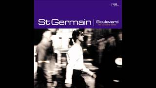 "St Germain - Dub Experience II audio from deep House classic album ""Boulevard"""