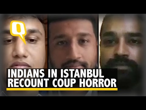 The Quint: Indians Visiting Turkey Share Their Experiences