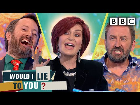 Did Ozzy Osbourne On FIRE Get His Assistant Sacked?!   Would I Lie To You -  BBC