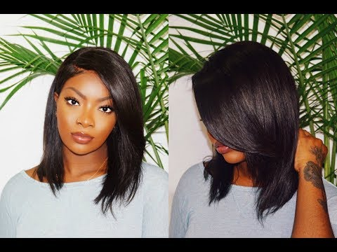 Watch Me TRANSFORM This Short Lace Front Wig  | ChinaHairMall