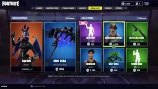 LEAKED NEW INTENSITY DANCE EMOTE IS IN THE FORTNITE ITEM SHOP