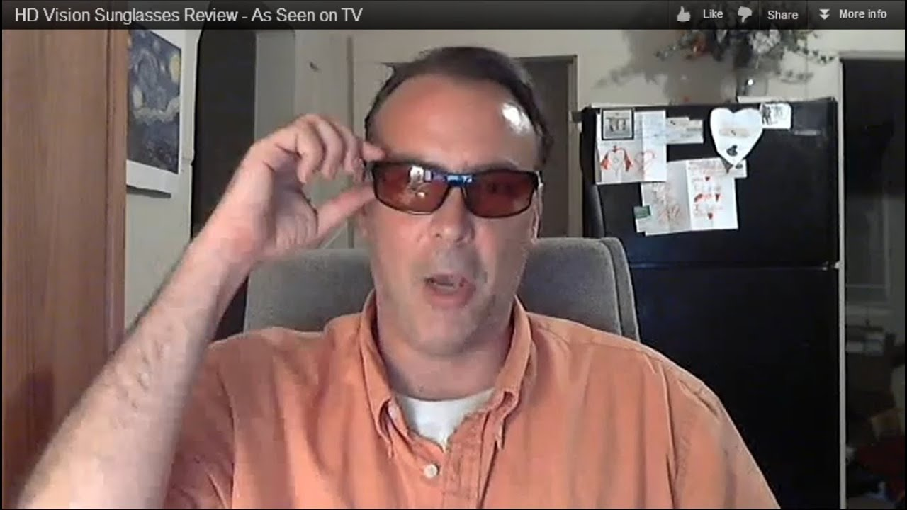 bb74c6e90d57 HD Vision Sunglasses Review - As Seen on TV - YouTube
