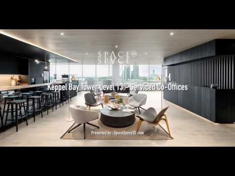 3D Virtual Tour - KLOUD Keppel Bay Tower Serviced Co-Offices
