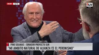 Luis Novaresio - LNE - Programa completo (18/07/19)