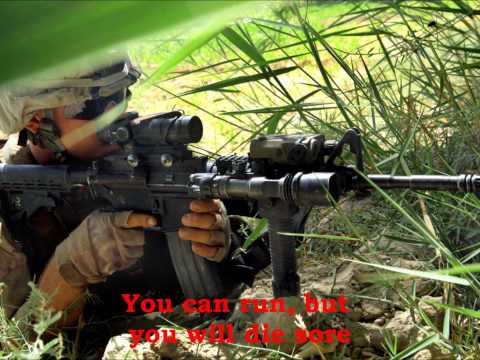 Evreywhere we go-USMC Cadence