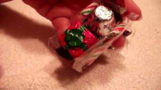 How To Make A Candy Santa Sleigh Christmas Craft