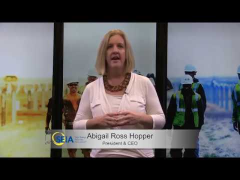 SEIA CEO Abigail Ross Hopper on This Week's Trade Decision