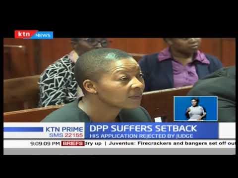 DPP seeking transfer of case against DCJ Philomena Mwilu from magistrate's court to anti corruption