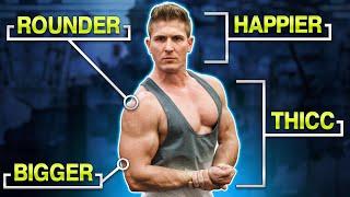 """Upper Focused"" Full Body Workout! (Full Routine In Description) | WE GETTING BIGGER & BIGGER!"