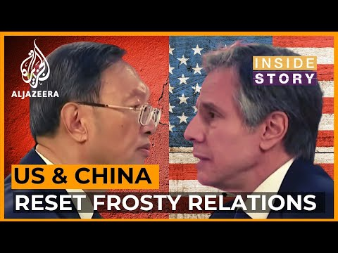 Can China & U.S. mend strained diplomatic ties?   Inside Story