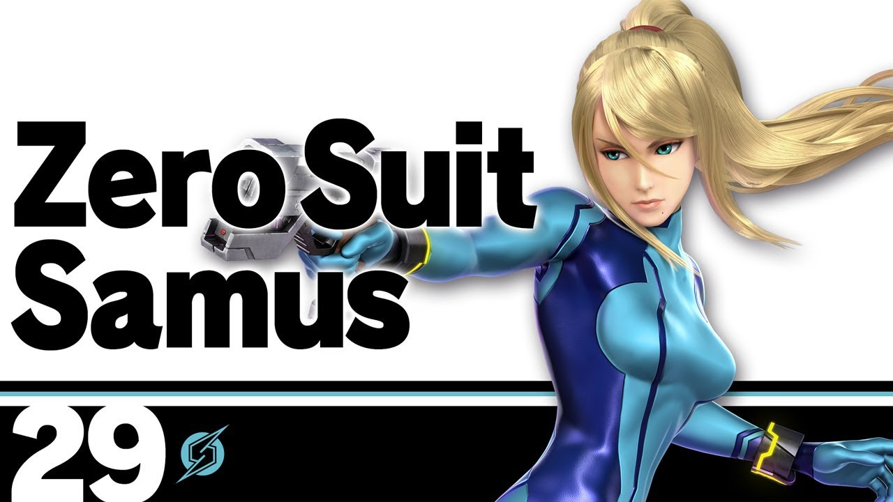 Zero Suit Samus Super Smash Bros Ultimate | Unlock, Stats, Moves