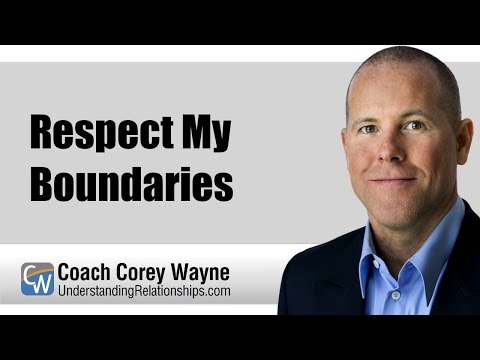 Respect My Boundaries