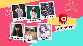 Himig Handog 2018 Prelims: Janine, Sheenna, Krystal w/ MNL 48, Kritiko and Angeline this October 21