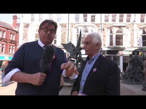 David Rowlands Newport South Wales