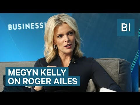 Megyn Kelly Details How She Was Allegedly Sexually Harassed By Roger Ailes