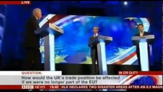 Farage  EU is an outdated 19th century customs union not fit for purpose