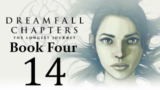 Let's Play Dreamfall Chapters Book Four: Revelations Part 14 - Finding the Wards