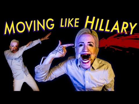Moving Like Hillary | Hillary Clinton Song Parody