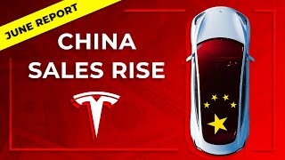 Tesla China Sales Up In June, Goldman Sachs Lifts Tsla Price Target, Munro Model Y Cost Comparison