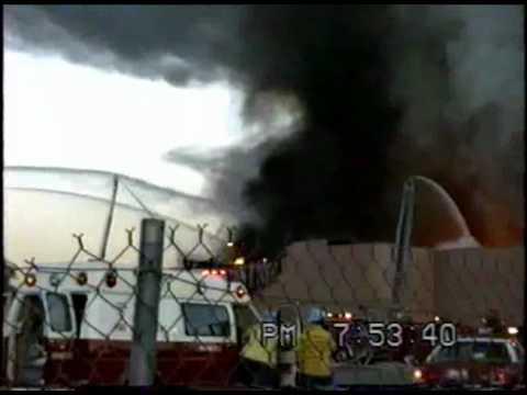 Pan Pacific Auditorium Fire