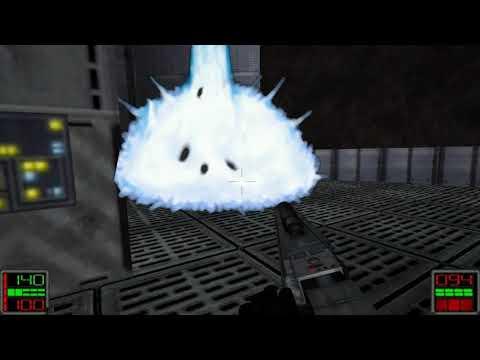 Star Wars Jedi Knight: Dark Forces II - Dark Side Quest/Extras