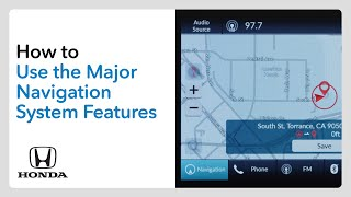 homepage tile video photo for How to Use the Major Navigation System Features