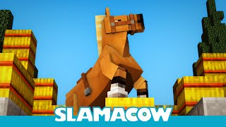 Repeat youtube video Hay's for Horses - Minecraft Animation - Slamacow