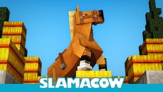 Hay's for Horses - Minecraft Animation - Slamacow