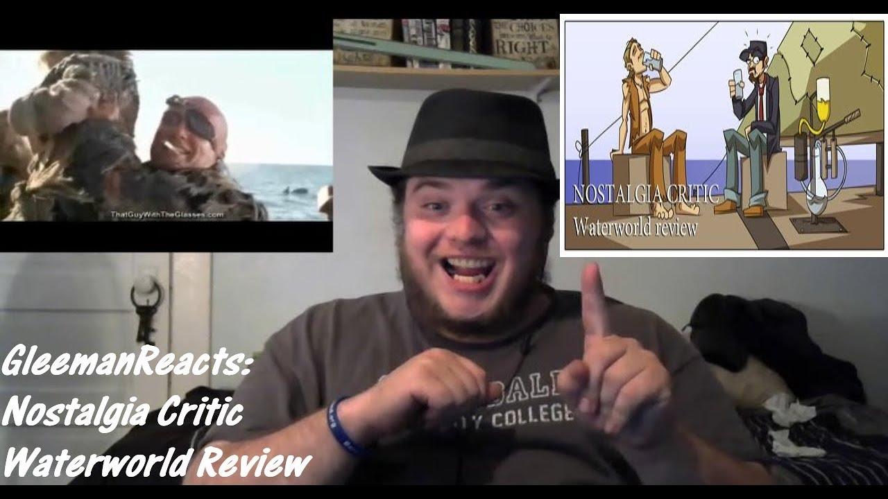 Download GleemanReacts: Nostalgia Critic Waterworld Review