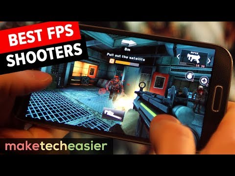 5 Of The Best Offline Shooting Games For Android In 2019