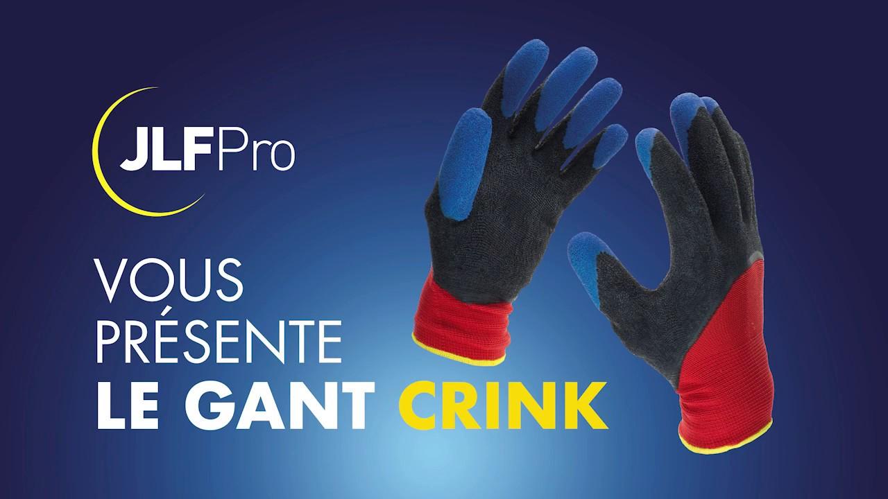 JLF Pro - Gant Crink, gant de protection EPI