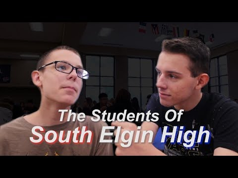 The Students of South Elgin High School | PJ Spitzer