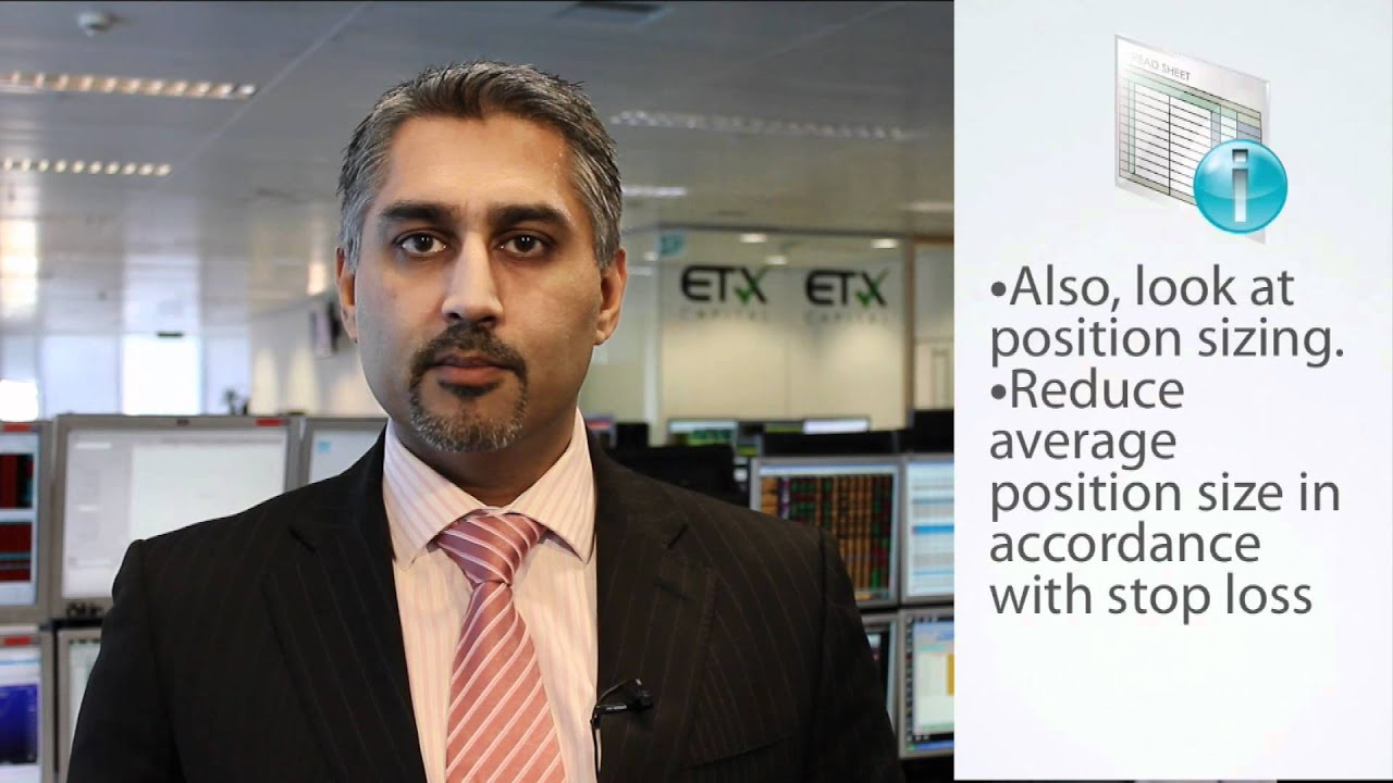 ETX Capital: Stop Losses and Market Volatility