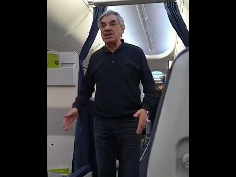 Панкратов Черный был снятый с авиарейса в Барнауле