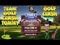 Golf Clash tips, Tour 5 - World Links, Namhae Cliffs Hole 3 - Par 5, GUIDE/TUTORIAL