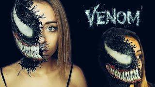 Maquillaje Venom - MAKEUP VENOM HALLOWEEN - CARLA GOVE