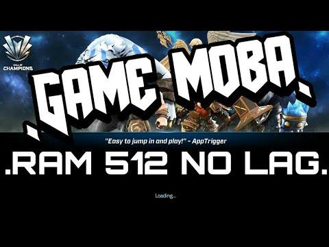 Game Moba Ram 512 No Lag Youtube