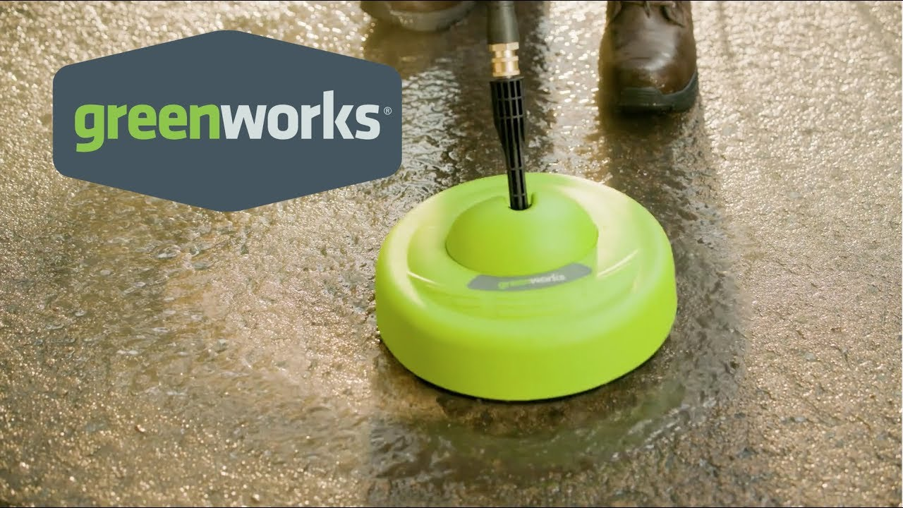 Greenworks 11 Inch Surface Cleaner