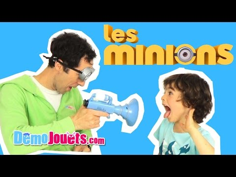 [JOUET] Minions Machine a Prouts Fart Blaster MTW - Démo Jouets poster