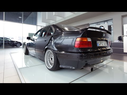 BMW E36 325 Street Drifting Tribute