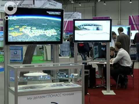 """Российские ученые на форуме """"Технопром-2014"""" представили новейшие разработки системы ГЛОНАСС"""