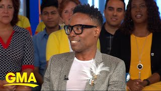 Billy Porter talks what's next for 'Pose'