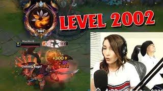 Game thủ Trung Quốc vượt Level 2000 | Bạn gái Trick2g lần đầu chơi LOL ✩ Biết Đâu Được