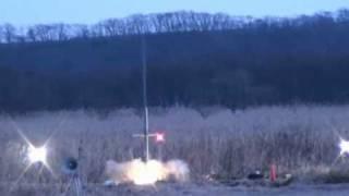 CAMUIロケット打ち上げ実験 平成22年12月11日
