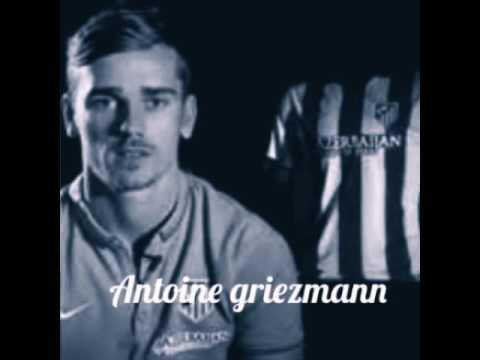 Antoine griezmann allez les bleu