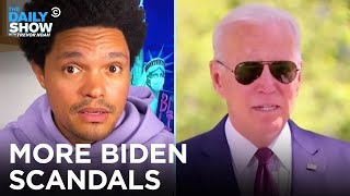 Scandal Alert! Biden's Red Meat Mandate & Kamala's Children's Book | The Daily Show