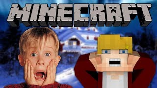Minecraft: KEVIN SAM W DOMU || FILM 🎅